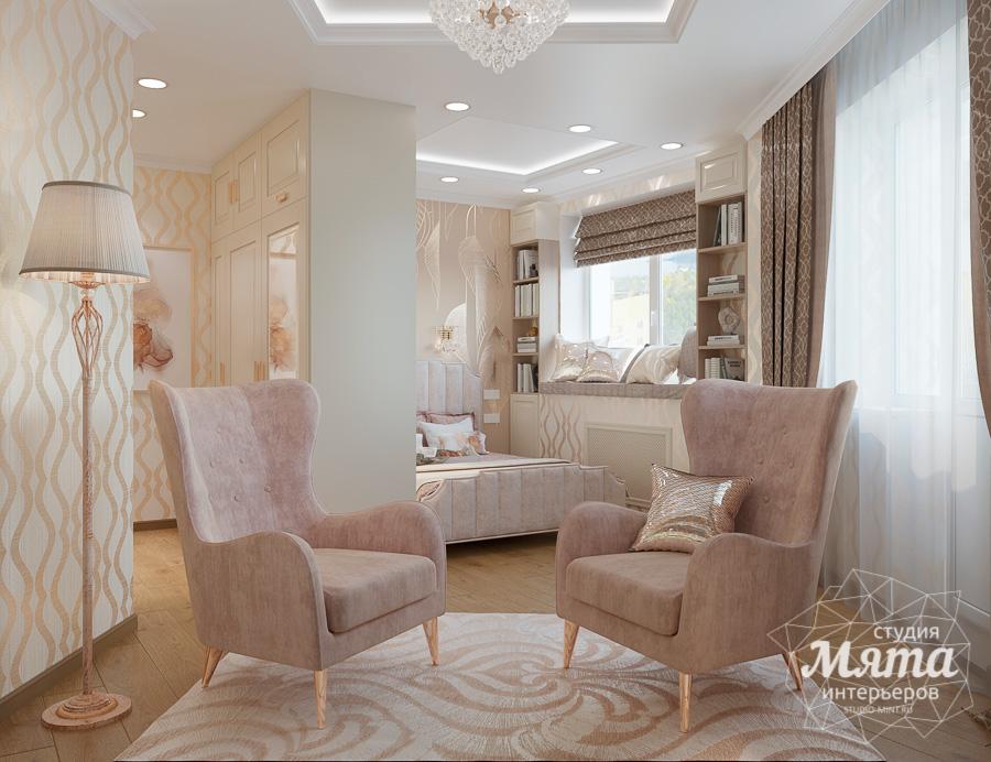 Дизайн интерьера однокомнатной квартиры ЖК Рощинский img992408416