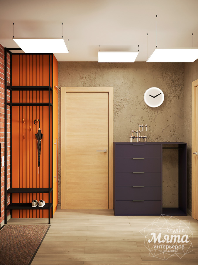 Дизайн интерьера однокомнатной квартиры ЖК Вернисаж img307967748