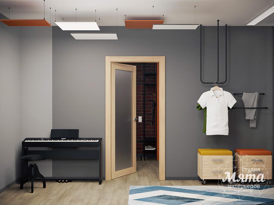 Дизайн интерьера однокомнатной квартиры ЖК Вернисаж img379642865
