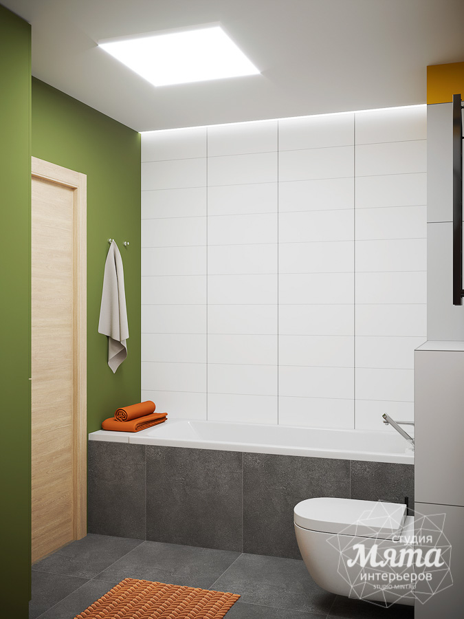 Дизайн интерьера однокомнатной квартиры ЖК Вернисаж img65498542