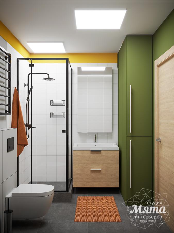 Дизайн интерьера однокомнатной квартиры ЖК Вернисаж img847327969