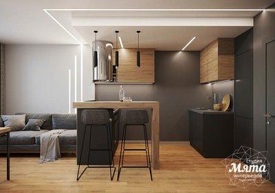 Дизайн интерьера однокомнатной квартиры в ЖК Оазис img1781376360