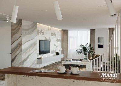 Дизайн интерьера трехкомнатной квартиры в ЖК Чемпион Парк img1855042042