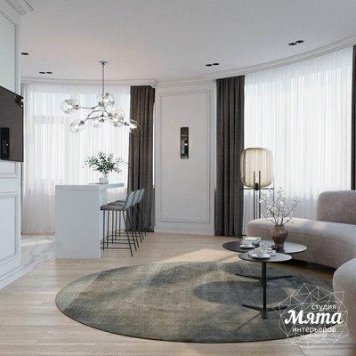 Дизайн интерьера двухкомнатной квартиры в ЖК Чемпион Парк img1950873465
