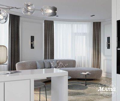 Дизайн интерьера двухкомнатной квартиры в ЖК Чемпион Парк img2081538180