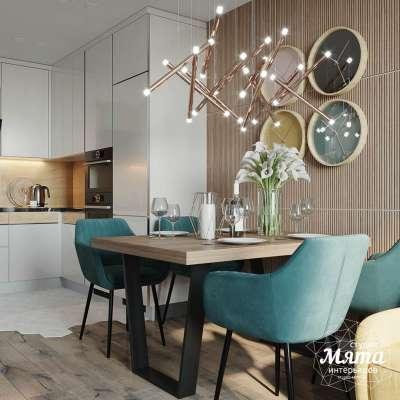 Дизайн интерьера двухкомнатной квартиры в ЖК Репин Парк img924929520