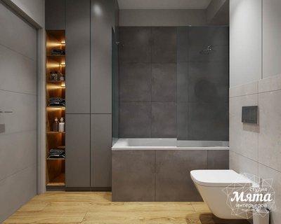 Дизайн интерьера квартиры - студии в ЖК Стрелки img1354133996