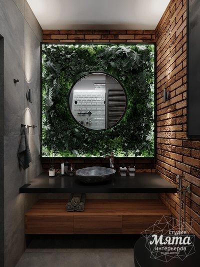 Дизайн интерьера квартиры в стиле лофт ЖК Солнечный Остров img585492174