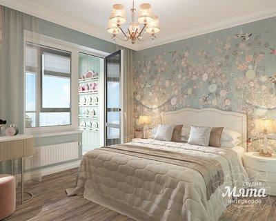Дизайн интерьера двухкомнатной квартиры ЖК Ольховский парк img1631667734