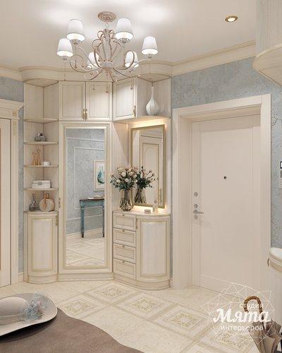 Дизайн интерьера двухкомнатной квартиры ЖК Ольховский парк img414474693
