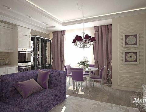 Дизайн интерьера двухкомнатной квартиры по ул. А. Валека 12