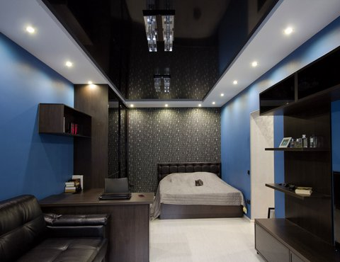 [Индиго] Интерьер 1 к/квартиры