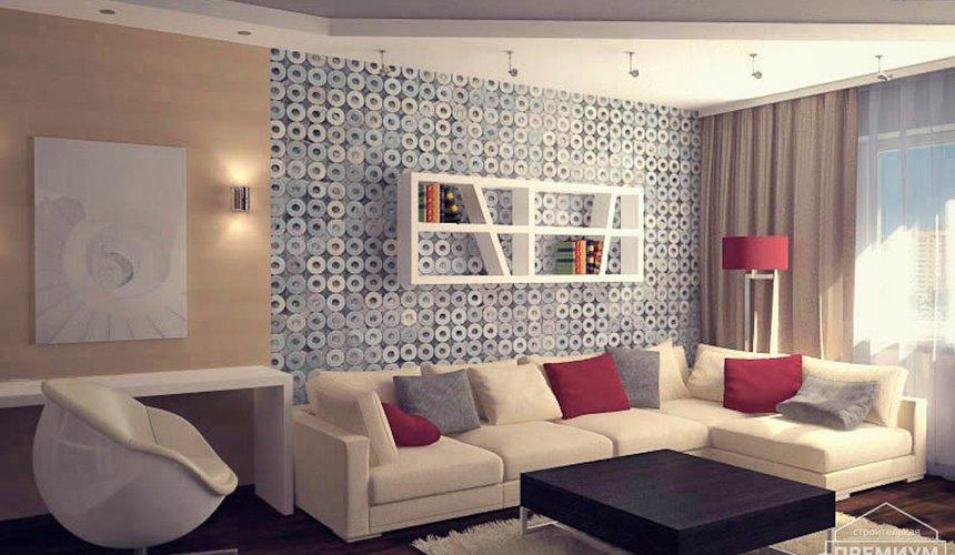 Дизайн интерьера однокомнатной квартиры по ул. Сыромолотова 11 11