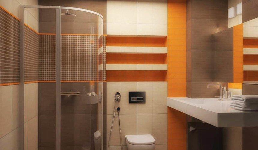 Дизайн интерьера однокомнатной квартиры по ул. Сыромолотова 11 14