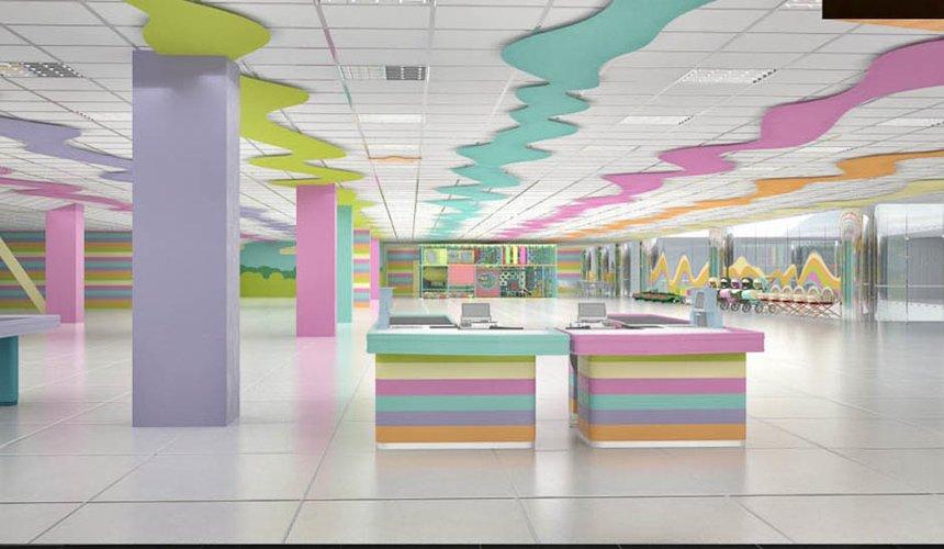 Дизайн интерьера и ремонт детского гипермаркета по ул. Щербакова 4 20