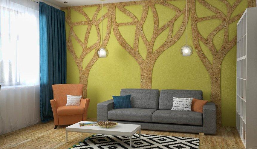 Дизайн проект интерьера коттеджа  в стиле минимализм по ул. Барвинка 15 53