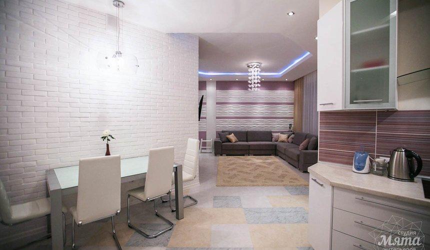 Дизайн интерьера и ремонт трехкомнатной квартиры по ул. Чкалова 124 14
