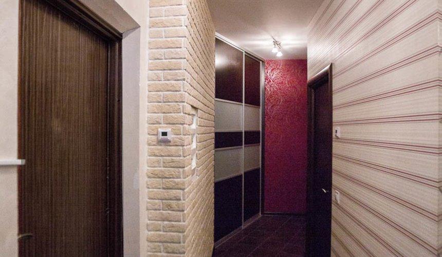 Дизайн интерьера и ремонт трехкомнатной квартиры по ул. Попова 33а 16