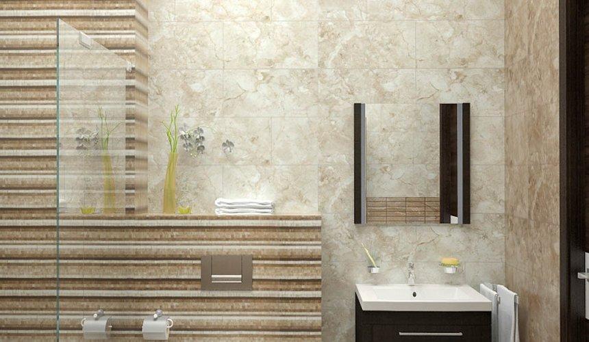 Дизайн проект интерьера коттеджа  в стиле минимализм по ул. Барвинка 15 60