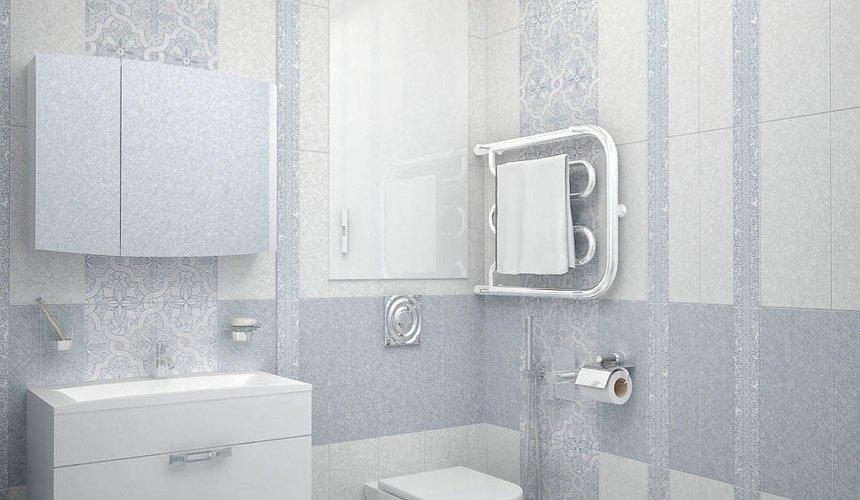 Дизайн интерьера и ремонт трехкомнатной квартиры по ул. Фучика 9 90