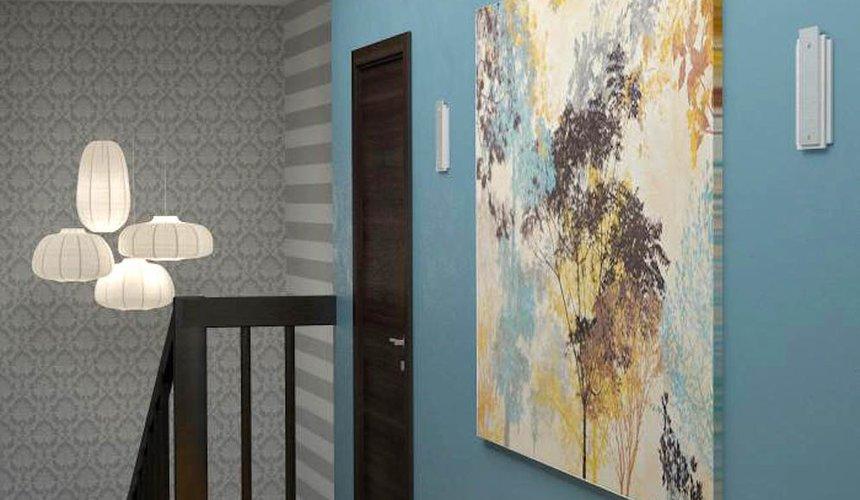Дизайн проект интерьера коттеджа  в стиле минимализм по ул. Барвинка 15 63