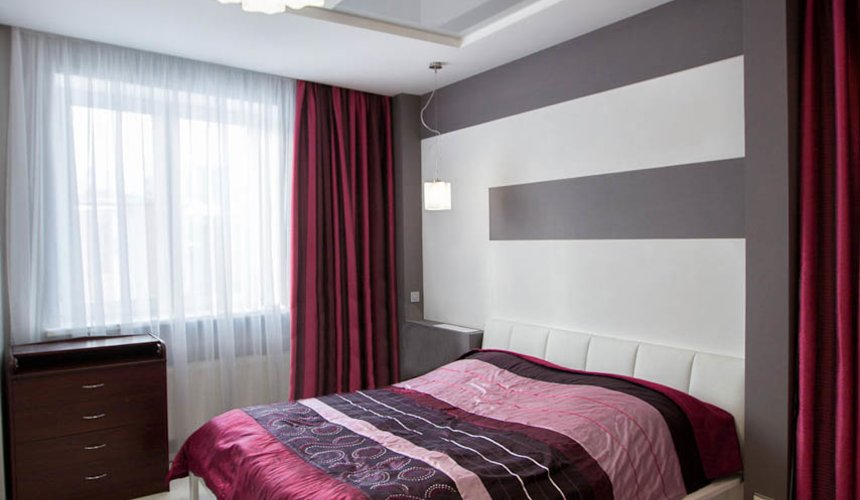 Дизайн интерьера и ремонт трехкомнатной квартиры по ул. Попова 33а 26