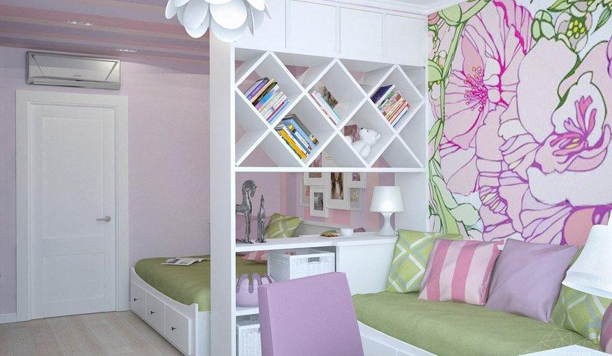 Дизайн интерьера и ремонт трехкомнатной квартиры по ул. Фучика 9 99