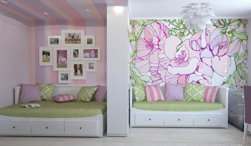 Дизайн интерьера и ремонт трехкомнатной квартиры по ул. Фучика 9 100