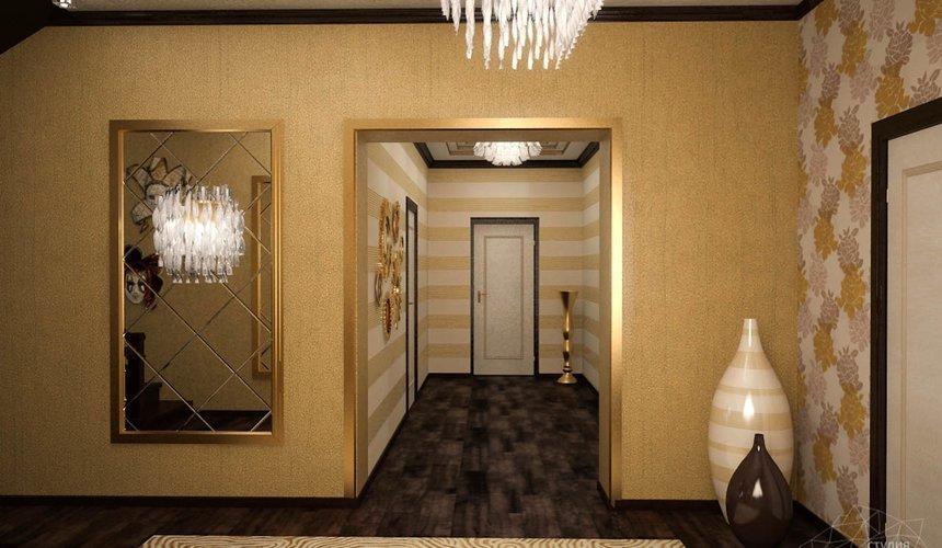 Дизайн интерьера коттеджа по ул. Ландышевая 23 28