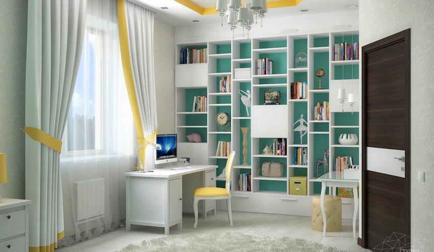 Дизайн проект интерьера коттеджа  в стиле минимализм по ул. Барвинка 15 78
