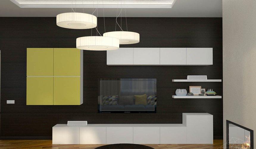 Дизайн проект интерьера коттеджа  в стиле минимализм по ул. Барвинка 15 49