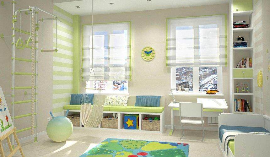 Дизайн интерьера и ремонт трехкомнатной квартиры по ул. Чкалова 124 79