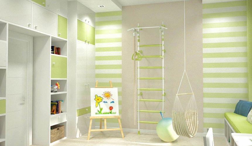 Дизайн интерьера и ремонт трехкомнатной квартиры по ул. Чкалова 124 80