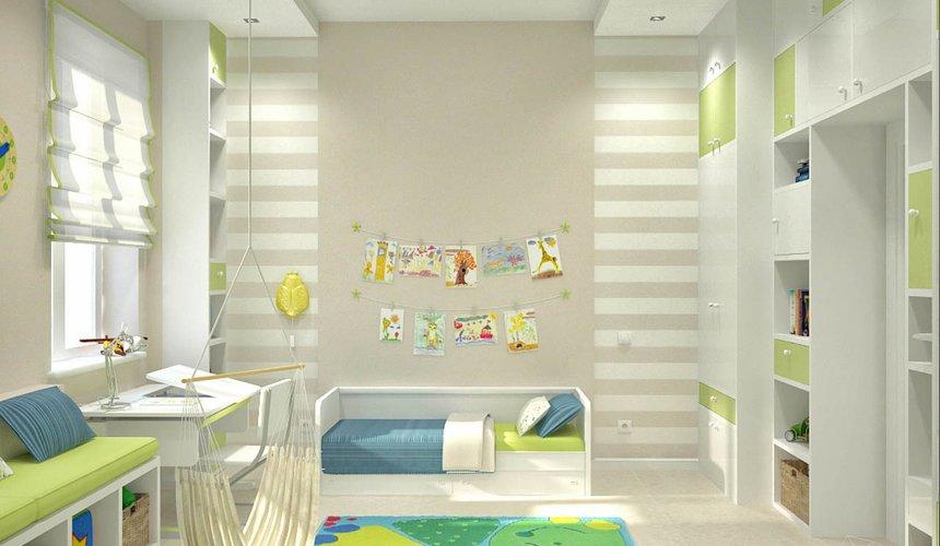 Дизайн интерьера и ремонт трехкомнатной квартиры по ул. Чкалова 124 81