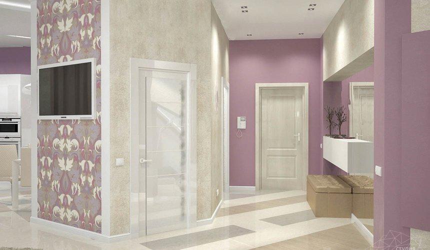 Дизайн интерьера и ремонт трехкомнатной квартиры по ул. Чкалова 124 50