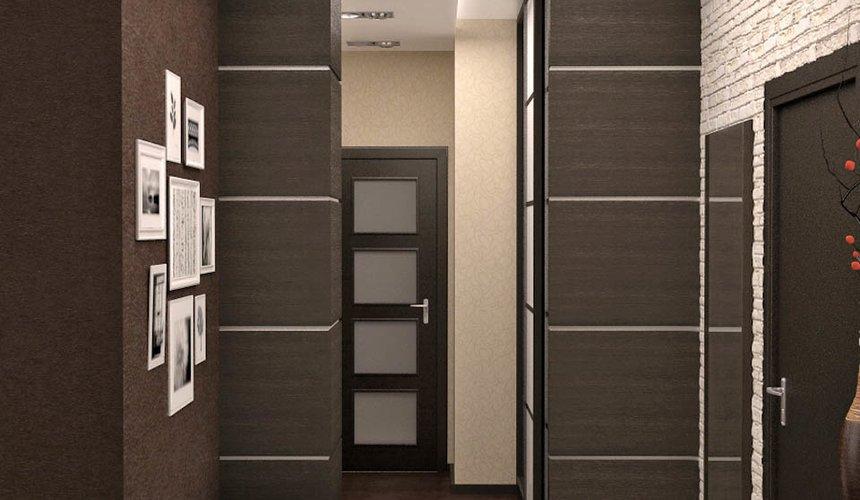 Дизайн интерьера трехкомнатной квартиры по ул. Папанина 18 9