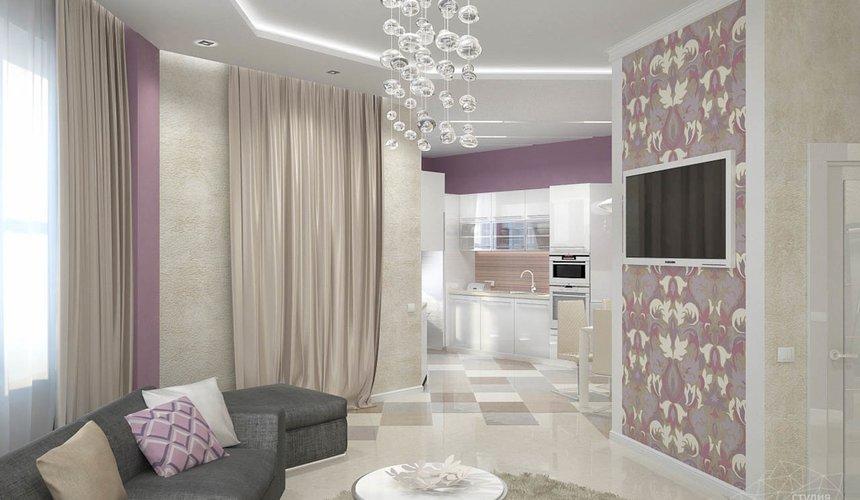 Дизайн интерьера и ремонт трехкомнатной квартиры по ул. Чкалова 124 54