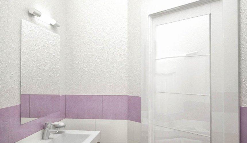Дизайн интерьера и ремонт трехкомнатной квартиры по ул. Чкалова 124 65