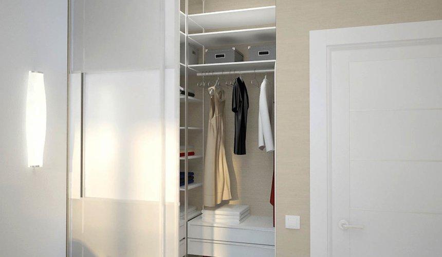 Дизайн интерьера и ремонт трехкомнатной квартиры по ул. Чкалова 124 70