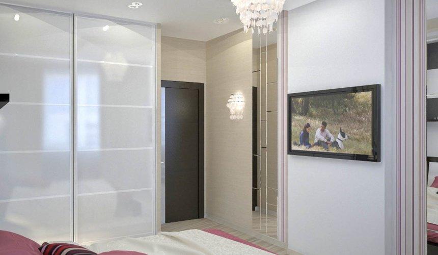 Дизайн интерьера и ремонт трехкомнатной квартиры по ул. Попова 33а 59