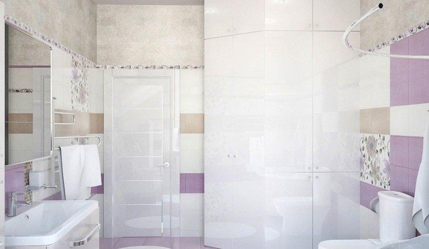 Дизайн интерьера и ремонт трехкомнатной квартиры по ул. Чкалова 124 74