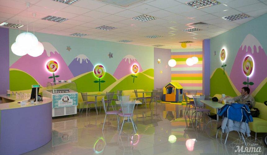 Дизайн интерьера и ремонт детского гипермаркета по ул. Щербакова 4 15