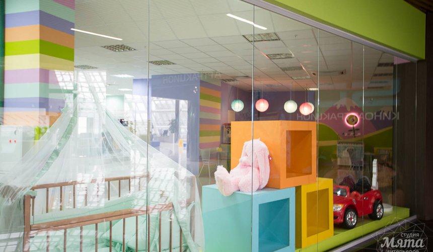 Дизайн интерьера и ремонт детского гипермаркета по ул. Щербакова 4 10