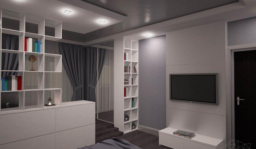 Дизайн интерьера однокомнатной квартиры по ул. Посадская 34 11
