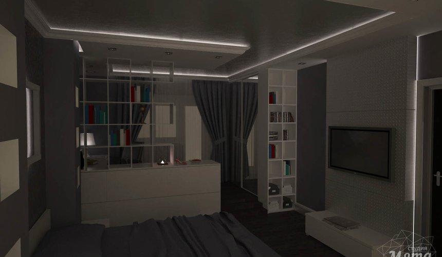 Дизайн интерьера однокомнатной квартиры по ул. Посадская 34 13