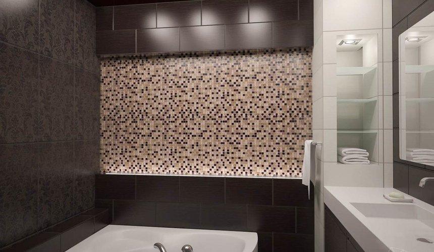 Дизайн интерьера однокомнатной квартиры по ул. Посадская 34 7