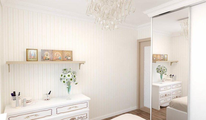 Дизайн интерьера и ремонт однокомнатной квартиры по ул. Бажова 134 16