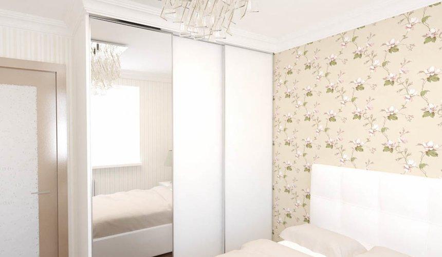 Дизайн интерьера и ремонт однокомнатной квартиры по ул. Бажова 134 17