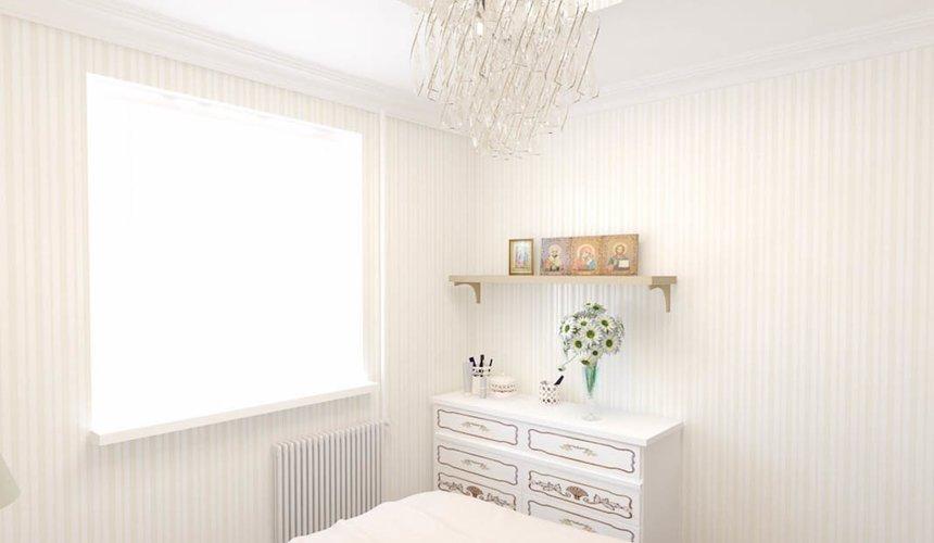 Дизайн интерьера и ремонт однокомнатной квартиры по ул. Бажова 134 19