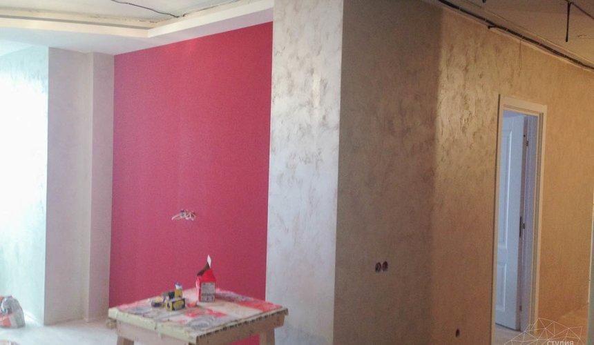 Дизайн интерьера и ремонт трехкомнатной квартиры по ул. Фучика 9 42